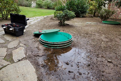 septic tank service and repair